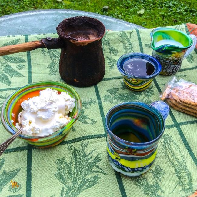 Набор для завтрака Коктейль – примеры ранее выполненных работ
