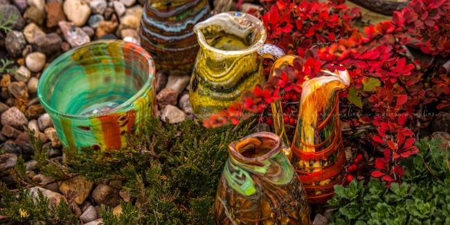 Салатница Ритм осени – примеры ранее выполненных работ
