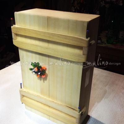 Подарочный ящик для вина – примеры ранее выполненных работ