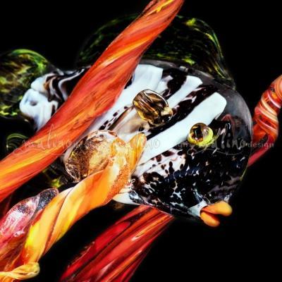 Рыба в красных кораллах – примеры ранее выполненных работ