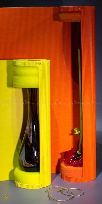 Тубус для стеклянных цветов – примеры ранее выполненных работ