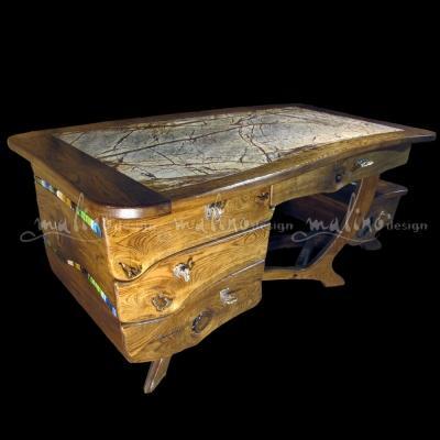Письменный стол Рустика – примеры ранее выполненных работ