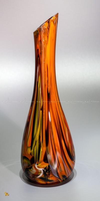 Ваза Огненная карусель – примеры ранее выполненных работ