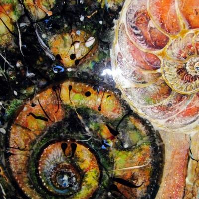 Аммонит – примеры ранее выполненных работ