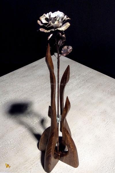Деревянная ваза Ламинария – примеры ранее выполненных работ