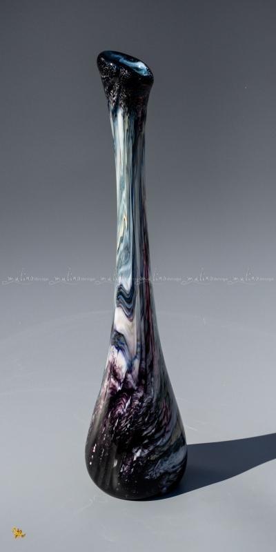 Ваза из цветного стекла Стремление – примеры ранее выполненных работ