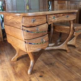 Письменный стол Рустика