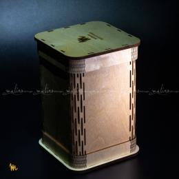 Подарочная упаковка из фанеры